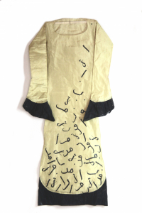 Calligraphy Dress