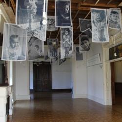 Floating Children - An Installation by Belgin Yucelen