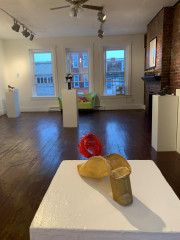 """From Ancient to Now"" at Boxheart Gallery"