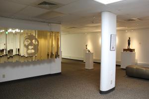 installation piece-rehearsing mirror