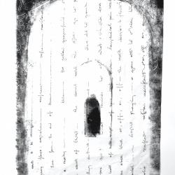 Gypsy-Nun-monotype-print-by-Belgin-Yucelen