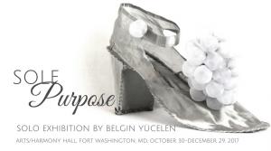 SOLE PURPOSE EXHIBITION BY BELGIN YUCELEN