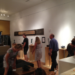 Solo Show at the Consortium 816 Gallery