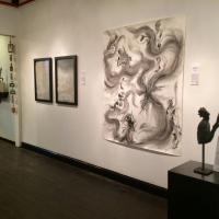 Boxheart Gallery Art Inter National Show Belgin Yucelen sculpture 2