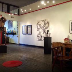 Boxheart Gallery Art Inter National Show Belgin Yucelen sculpture