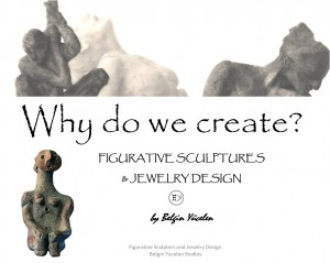 lecture and presentation by sculptor belgin yucelen at SOFA Chicago Show 2012