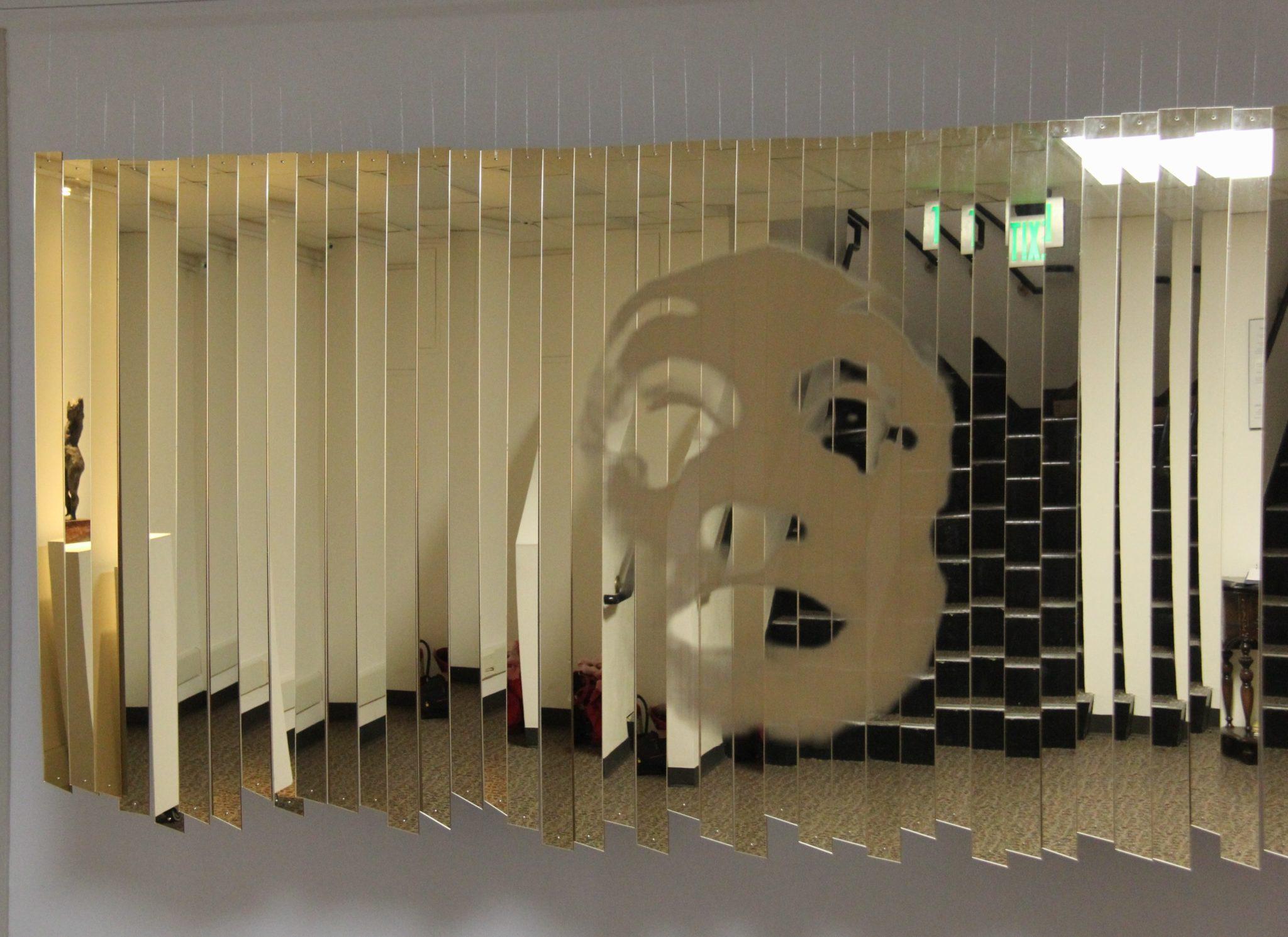 Blog belgin yucelen for Mirror installation