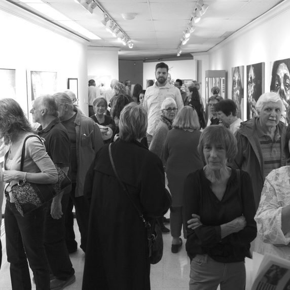 Artivism - a group exhibition at Pollak Gallery, Monmouth University