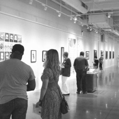 Edge of Excess Foundry Art Center Belgin Yucelen
